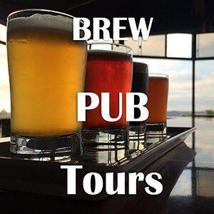 brew pub beer tasting duncan bc