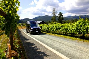 vancvouer island wine tours